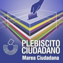 El Plebiscito Ciudadano seguirá durante toda la semana