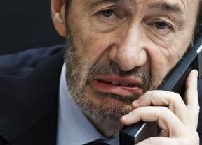 Rubalcaba se 'juega' en la investidura su candidatura a liderar el PSOE