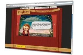 PlayÓpera.com, una nueva plataforma educativa para acercar el mundo de la ópera a los más pequeños