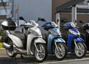 La moto híbrida es la única que crece en el mercado alternativo