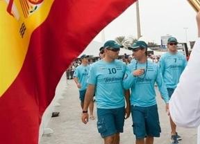 Iker Martínez y Xabi Fernández refuerzan al 'Luna Rossa' para disputar la Copa América