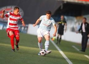 Tras seis fracasos, el Granada consigue la victoria frente al Celta de Vigo (2-1)