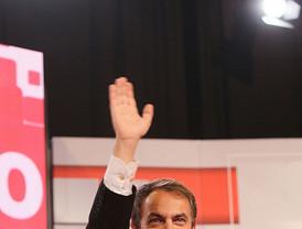 Zapatero pide al PSOE que no haga una campaña