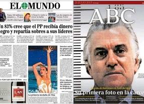 Resumen de prensa: 'Caso Bárcenas', Rajoy deberá explicarse...