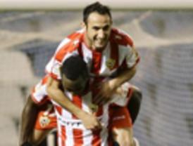 El Almería hace historia: se mete en semifinales tras ganar al Deportivo (2-3)