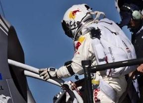 Felix Baumgartner llegó a congregar a más de 4 millones de espectadores en España