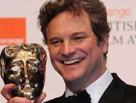 Firth deja sin BAFTA a Bardem