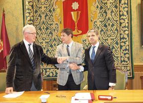 La nueva planta de pellets de Cuenca permitirá que la Fábrica de Madera siga abierta