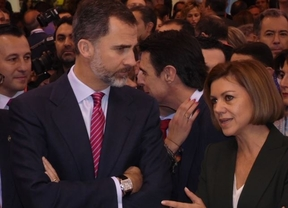 Los Reyes preguntan por el IV Centenario de la Segunda Parte del Quijote en FITUR 2015