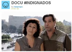 Los '#indignados' estrenan su propio documental y se podrá ver gratis en la Red