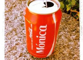 Coca-Cola lanza una campaña para personalizar las latas con los nombres más comunes de los españoles