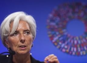 Christine Lagarde y el 'circulo virtuoso' de España