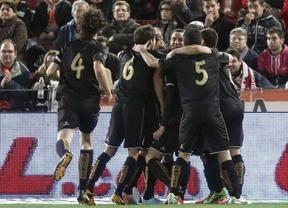 'Racingazo': tras eliminar al Sevilla, 'Matador' Racing estoquea a otro Primera, el Almería, y se mete en cuartos de final (0-2)