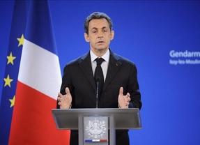 Sarkozy decide proteger a su pueblo y a Francia presentando su reelección