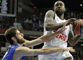 Euroliga: el Madrid busca el KO del Efes en Turquía y el Barça evitar el abismo en Grecia ante Olympiacos