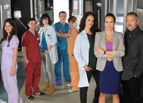 La nueva temporada de 'Hospital Central' también reflejará los recortes de Sanidad