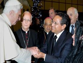 Un éxito el Nacimiento y el Árbol de la Navidad de Guanajuato que alegran al Vaticano en esta fiestas