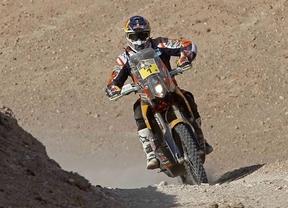 Coma conquista su quinto Dakar