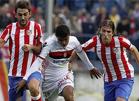 El Atlético futbolero continúa siendo Pupas: nuevo pertardo en casa ante el Mallorca (1-1) y van...