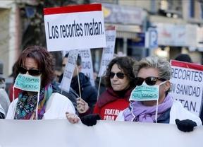 Afectados por la hepatitis C marchan hoy hasta Moncloa