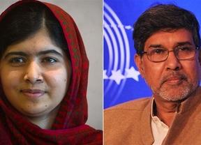 El activismo por la educación infantil, 'doble' premio Nobel de la Paz