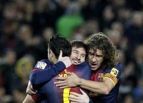 Messi también elogia a su capitán Puyol: