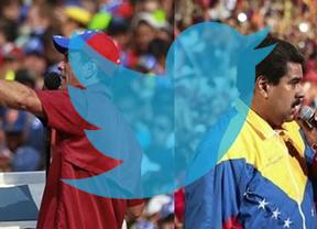 El 'pajarito' de Twitter puede pasar factura a Maduro: aventaja a Capriles en cantidad, pero no en calidad