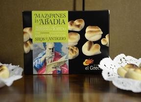 El mazapán del Monasterio de Santo Domingo el Antiguo se une a la cesta gastronómica del Greco 2014