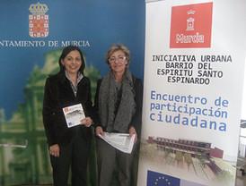 Murcia exporta la Iniciativa Urbana Espíritu Santo al resto de Europa