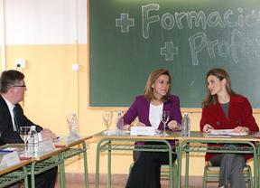 500 empresas y 1.500 alumnos participan en el sistema de FP Dual de Castilla-La Mancha