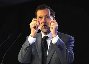 Rajoy promete sudor y lágrimas para los próximos meses: