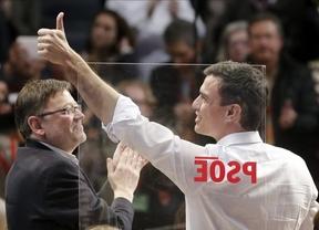 Sánchez presume en Valencia: 'Lo mejor que le ha pasado a España ha venido siempre de la mano del PSOE'