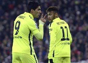 El Barça apuntilla a unos leones sin garra en San Mamés y da vida a la Liga: se pone a un punto del Madrid (2-5)
