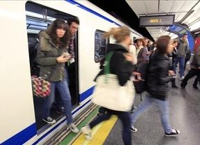 Madrid vuelve a vivir una dura jornada con huelga de metro y autobuses