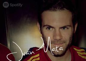 Las estrellas del Mundial ponen su música en Spotify