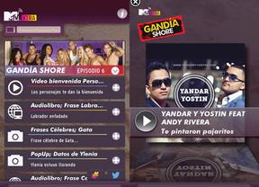 'Gandía Shore' se convierte en el primer reality interactivo gracias a MTV XTRA