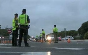 Dispositivo especial de Tráfico de vigilancia de las carreteras secundarias entre el 21 y 27 de octubre
