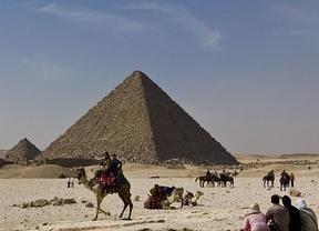 Egipto perdió un 24,8% de turistas en la primera quincena de julio por los disturbios