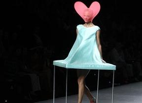 Ágatha Ruiz de la Prada y la Fashion Week Madrid... ¿¿¿y esto es moda???