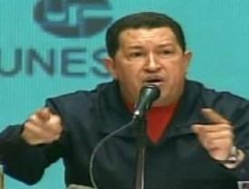 Chávez dice que Gadafi no ordenó masacrar