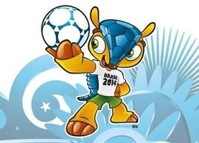 El Mundial de Brasil 2014 ya tiene mascota: un armadillo que aún no tiene nombre
