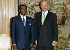 Zarzuela desmiente que el Rey mediase en favor del dictador Obiang