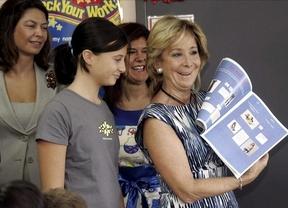 Aguirre esquiva un 'tupper-proyectil' de una madre indignada