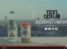 Vichy Catalán invita a sus seguidores a realizar su spot navideño: #QueBienSeEstaNavidad