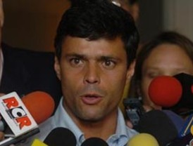 Leopoldo López exhorta a garantizar la seguridad fronteriza