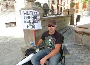 Asistencia sanitaria para el hombre que lleva en huelga de hambre en Toledo nueve días