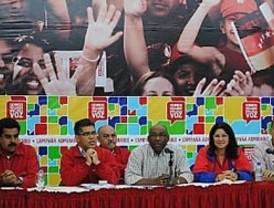 PSUV eligió candidatos para elecciones de Amazonas y Guárico