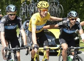 Tour de Francia: Wiggins hace historia como primer vencedor inglés de la carrera en su historia