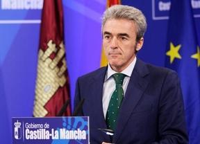 El Gobierno de Cospedal afea a García-Page que 'calle' sobre Cuadrifolio