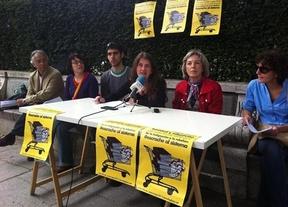 El 15-M 'carga' contra Beatriz Talegón quien lanza un comunicado de disculpa